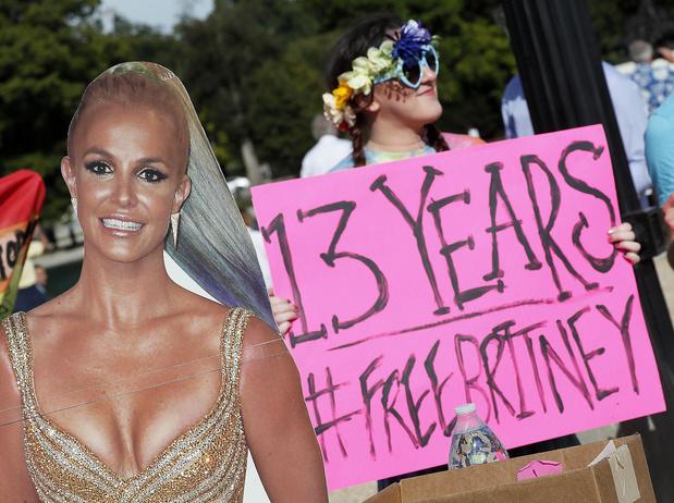 Libérée, délivrée: Britney Spears n'est enfin plus sous la tutelle de son père