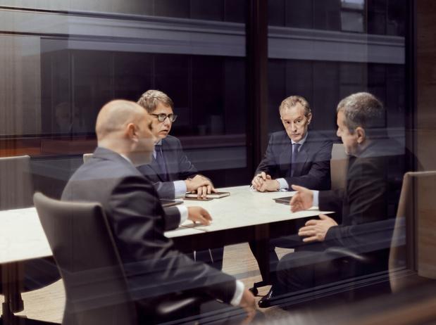 Un comité de direction sur deux est exclusivement masculin