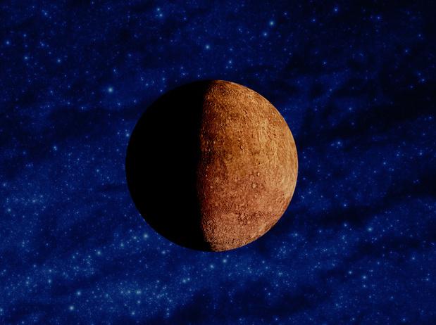 La mission européenne a atteint Mercure pour la première fois (image)
