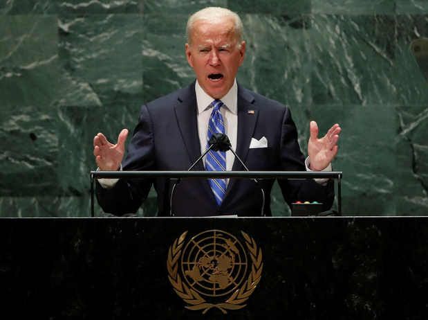 Premier discours de Biden à l'ONU, entre refus d'une Guerre froide avec la Chine et efforts financiers multiples