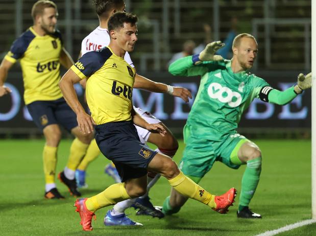 Jupiler Pro League: L'Union Saint-Gilloise bat le Standard (4-0) et passe en tête du championnat