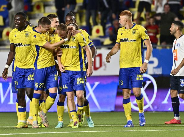 Jupiler Pro League: Saint-Trond s'impose face à La Gantoise et débute son championnat par une victoire