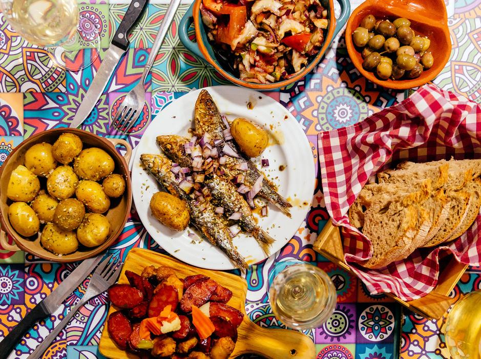 Le top 10 des villes d'Europe où l'on mange le mieux