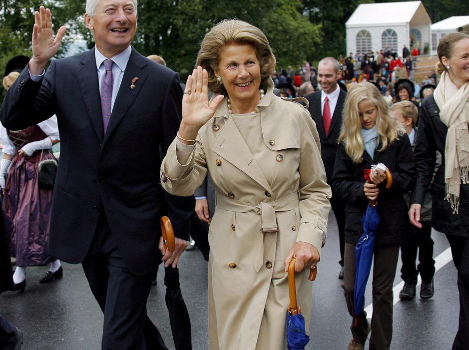 Mort de la princesse Marie du Liechtenstein