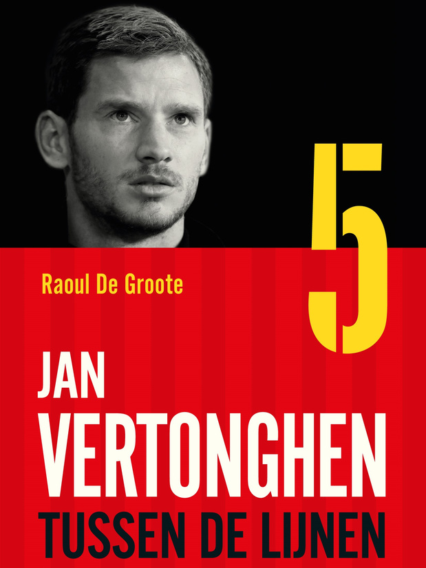 WIN het boek 'Jan Vertonghen - tussen de lijnen'