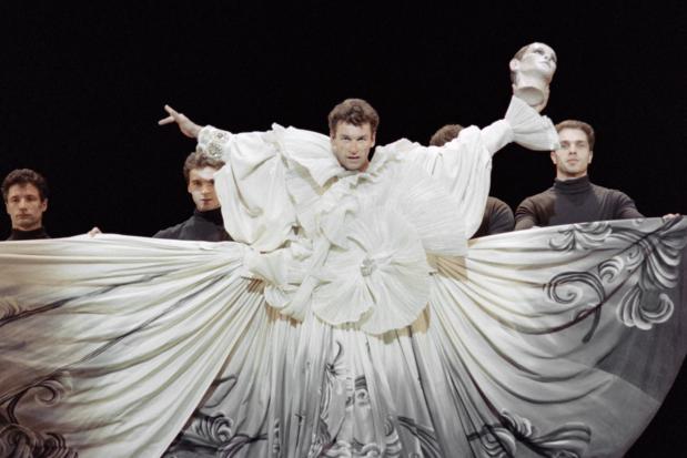 Franse sterdanser Patrick Dupond overleden