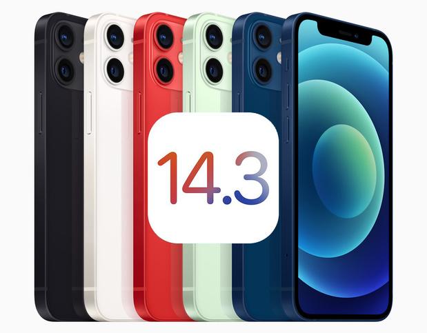 Quoi de neuf dans iOS 14.3?