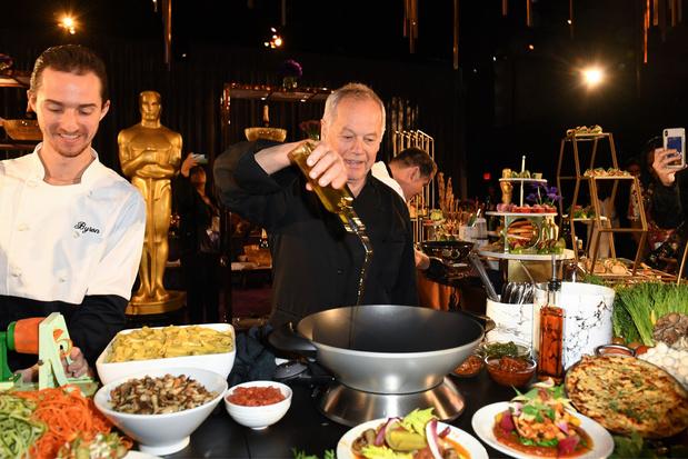 Le menu des Oscars devient (presque) vegan