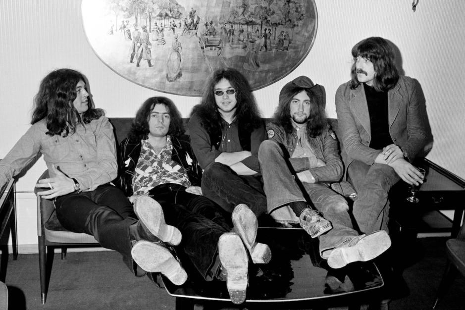50 jaar geleden werd Deep Purple voor even de luidste band op de planeet