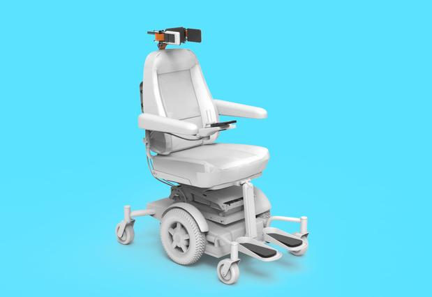 Une spin-off de la KU Leuven commercialise un fauteuil roulant intelligent