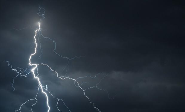 Alerte orange aux orages sur la plupart des régions