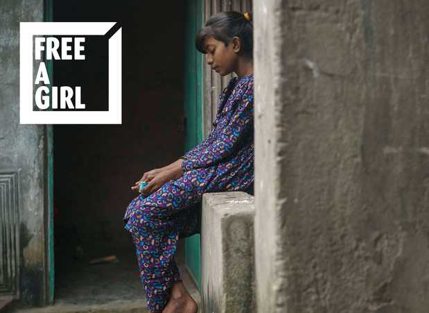 Free a Girl stuit op kinderpornonetwerk op Facebook