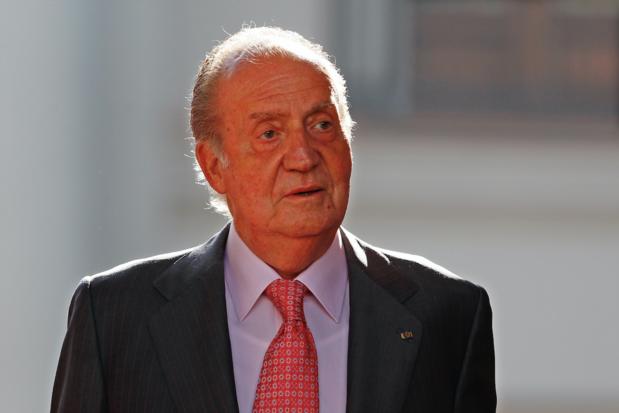 Voormalig Spaanse koning Juan Carlos bevindt zich in de Verenigde Arabische Emiraten