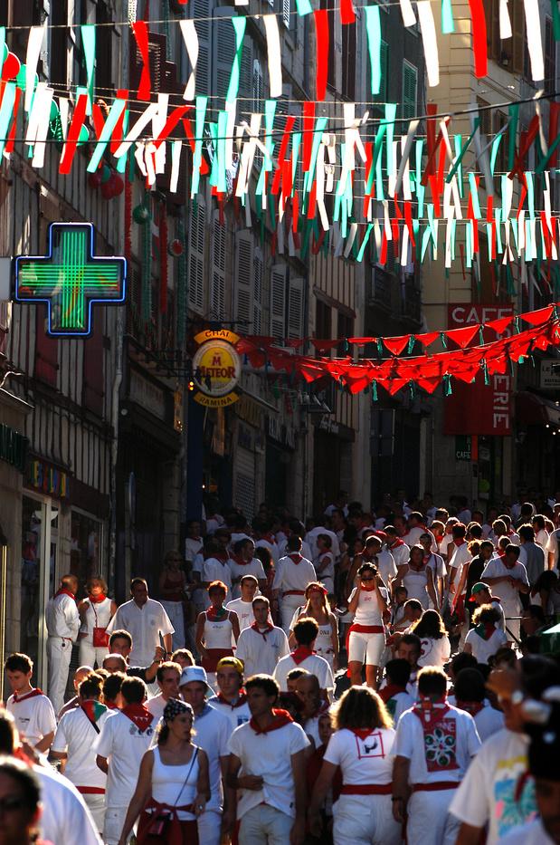 """Les fêtes de Bayonne n'auront pas lieu cet été et """"espèrent"""" revenir cet automne"""