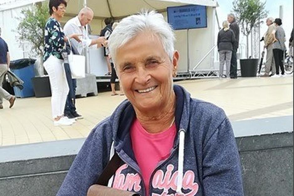 Marie-Thérèse Naessens (80) behaalde 57 jaar geleden brons op het WK
