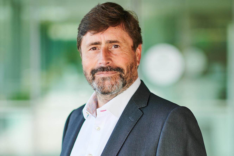 Dominique Galloy, CEO van Sigma Conso, Benjamin Brolet
