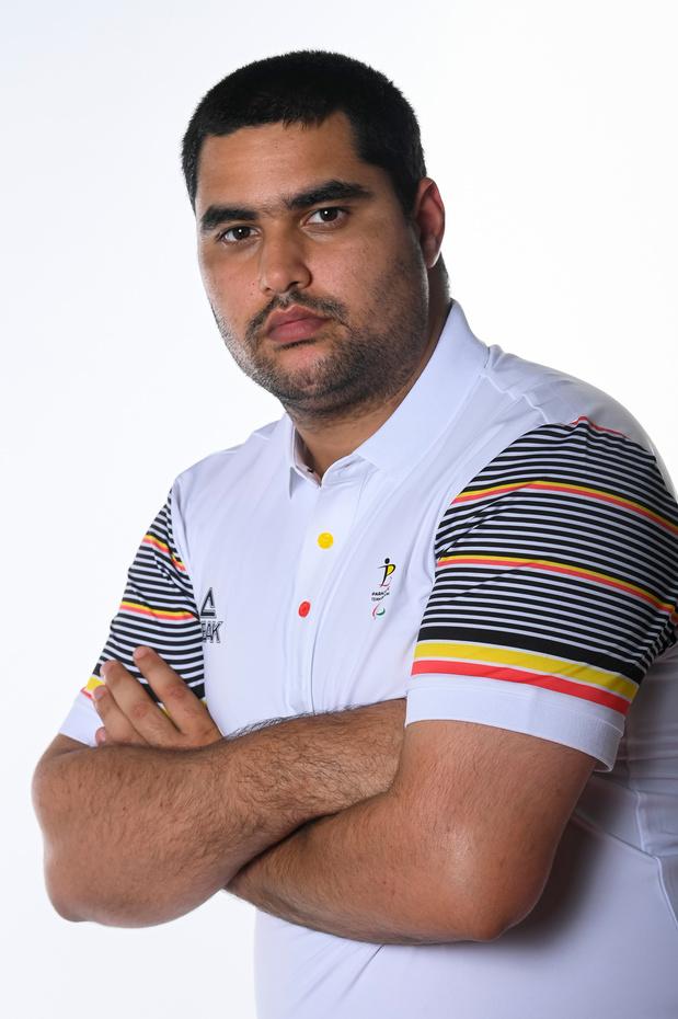 Jeux paralympiques: Florian Van Acker, un mental d'acier pour une médaille d'or (portrait)