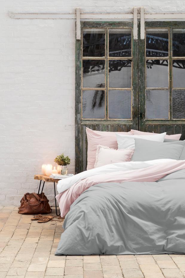 Slaap extra goed door dit zachte dekbedovertrek