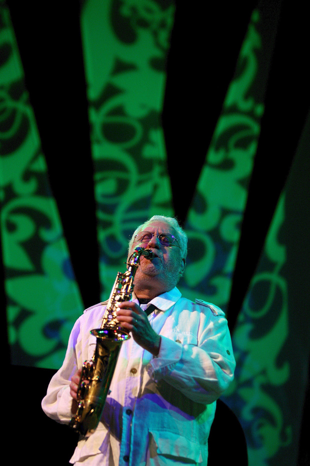 Jazzsaxofonist Lee Konitz overleden