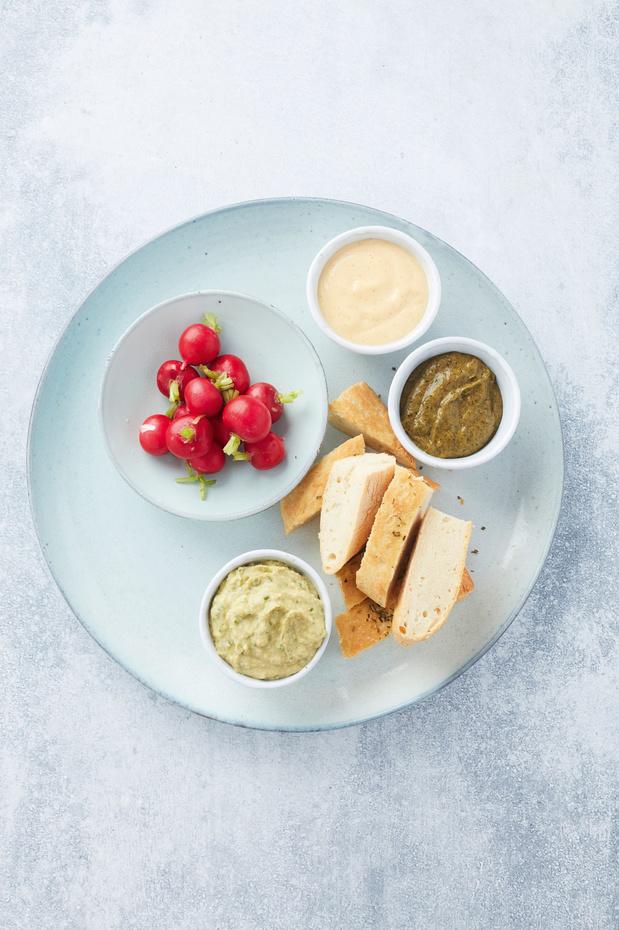 L'huile d'olive en trois recettes estivales