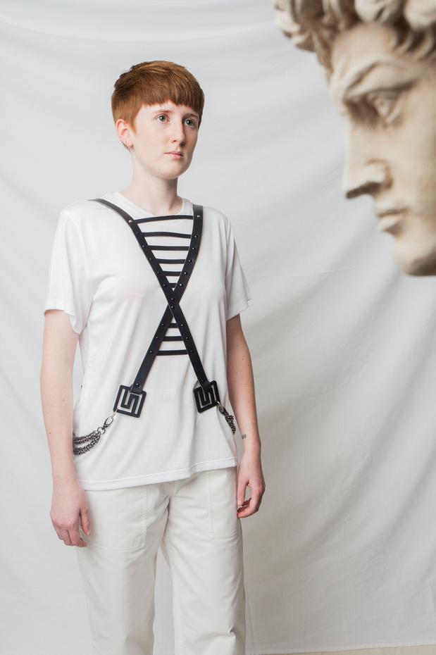 Studenten Modesign Academy stellen ontwerpen tentoon