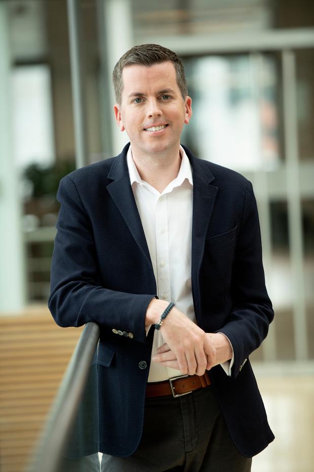 Brian Duffy: 'Ons succes hangt af van het succes van het ecosysteem'