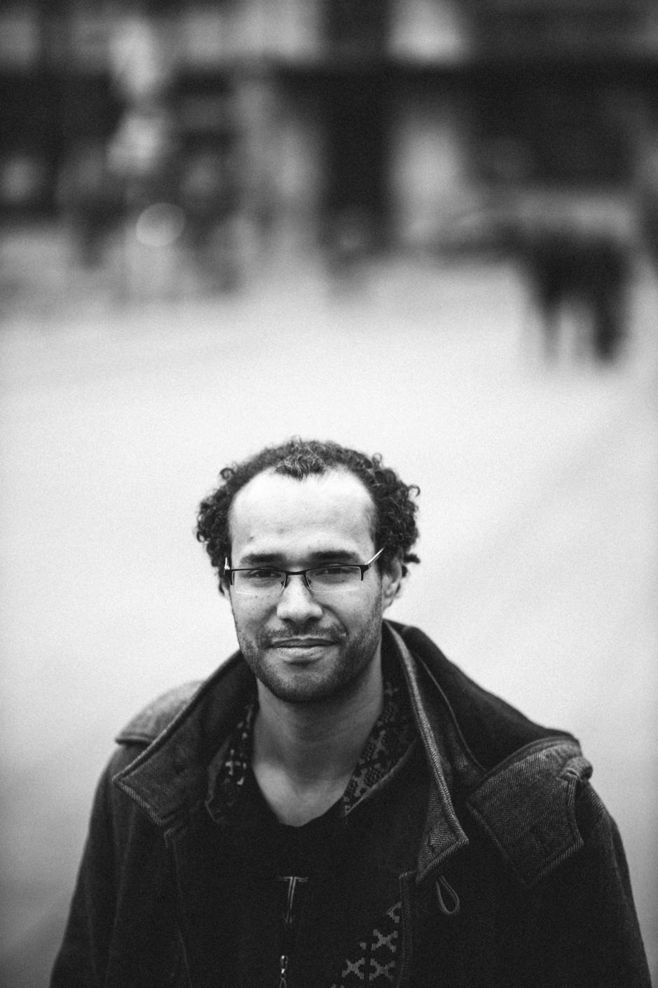 Seckou Ouologuem, stadsdichter van Antwerpen: 'Een ode aan een gebouw zal je van mij niet snel lezen'