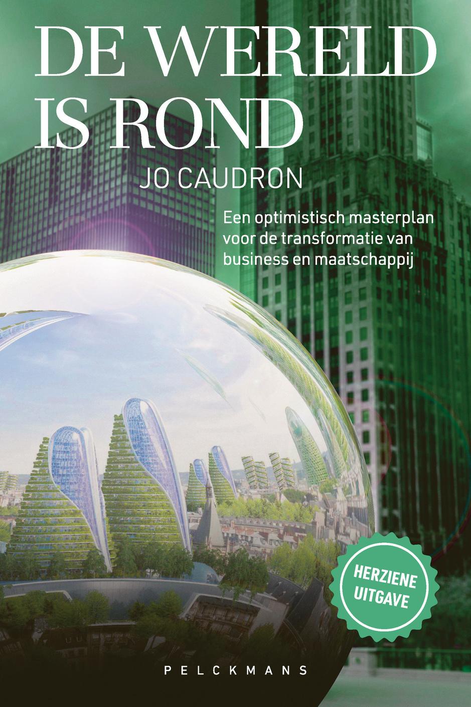 Voorpublicatie: 'De wereld is rond, herziene uitgave' (Jo Caudron)