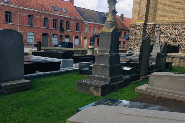 Kerkhof van Zillebeke opnieuw toegankelijk