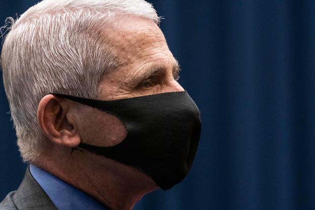 Immunoloog Anthony Fauci: 'verontrustende toename besmettingen in enkele Amerikaanse staten'