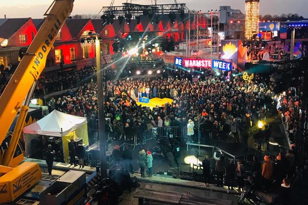 Studio Brussel brengt 137.000 Vlamingen samen in muziekstad Kortrijk