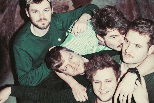 In première: Kempense punkband Captain Kaiser schrijft een ode aan het jeugdhuis