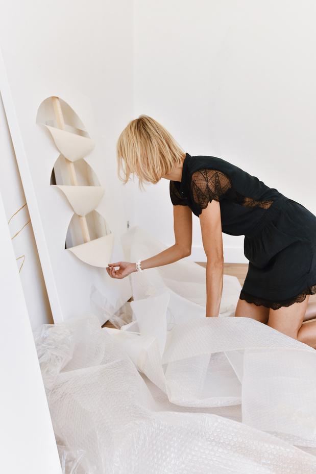 """L'artiste Catherine Grasser : """"L'honnêteté est une qualité aussi importante dans la vie professionnelle que dans la sphère privée"""""""