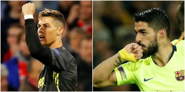 LDC : le Barça s'impose à United, la Juventus fait 1-1 à l'Ajax