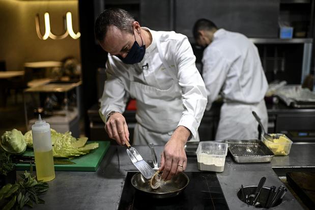Christophe Hay, Chef français de l'année, bien décidé à ne pas se laisser effacer par le covid