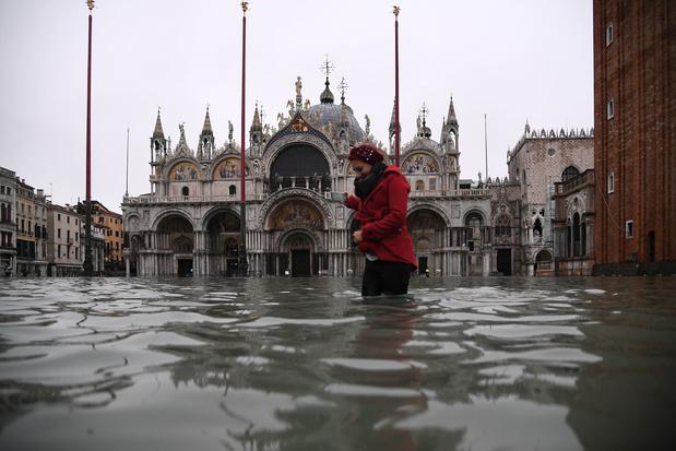 Polémique autour du projet Moïse pour sauver Venise de la noyade