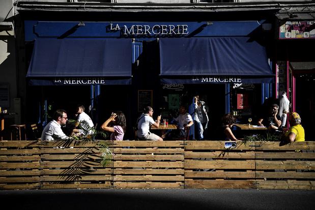 L'apéro-palette, nouvellle tendance des bistrots parisiens