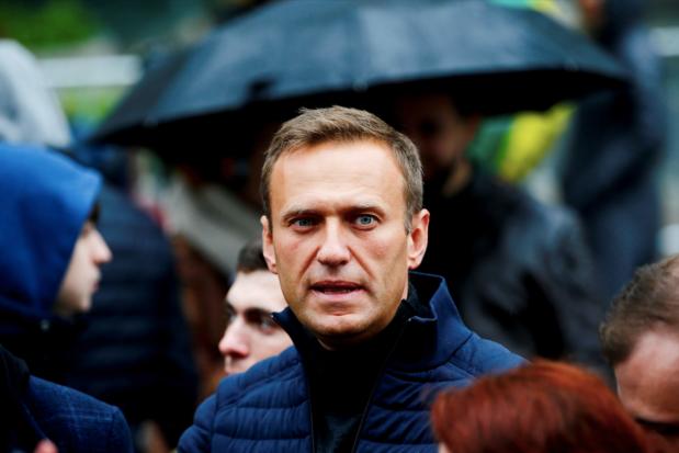 Gezondheidstoestand Navalny gaat vooruit
