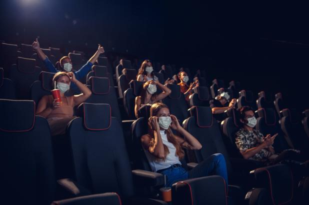 Bioscopen en theaters heropenen vanaf 9 juni