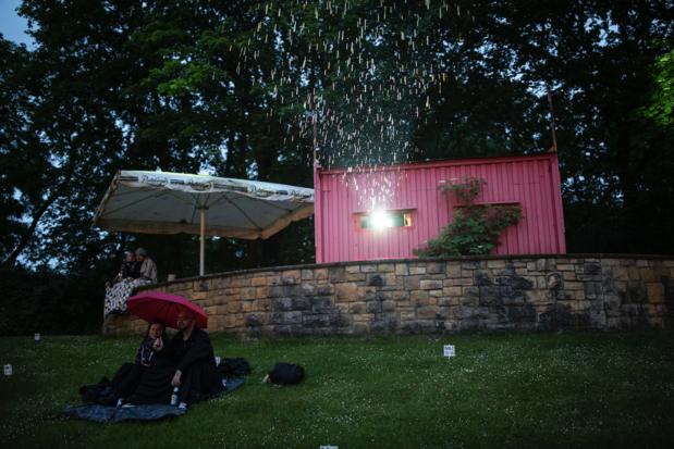 Film Fest Gent pakt uit met openluchtvertoningen