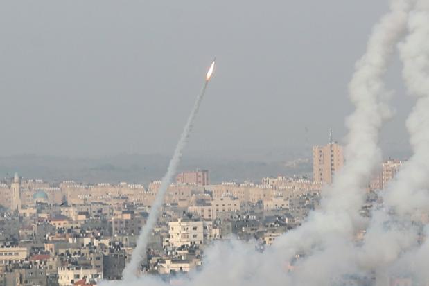 Minstens 20 Palestijnen omgekomen bij Israëlische luchtaanvallen op Gaza