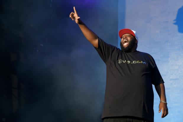 'Het contrast tussen rapper Killer Mike en president Donald Trump kon nauwelijks groter zijn'