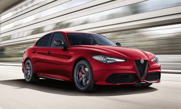 Alfa Romeo, arrivederci Giorgio