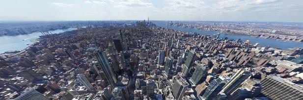 La plus grande photo du monde pour plonger dans chaque détail de New York