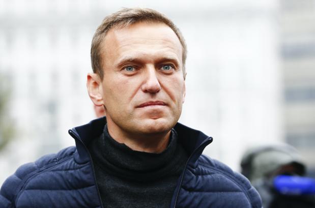Navalny ontwaakt uit coma