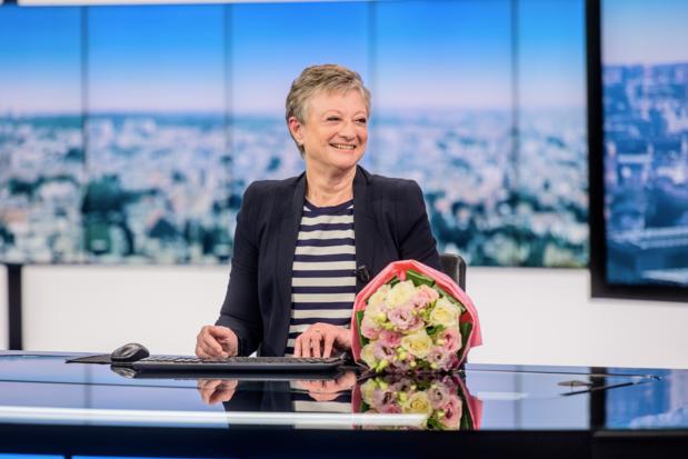 Laatste Journaal met Martine Tanghe haalt recordaantal kijkers