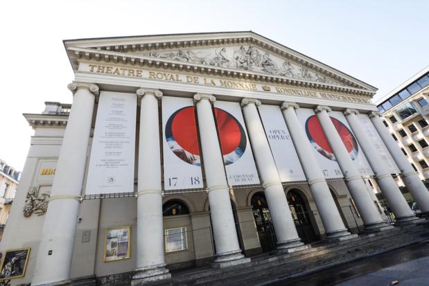 De Munt hoopt vanaf februari opnieuw opera te tonen aan het publiek