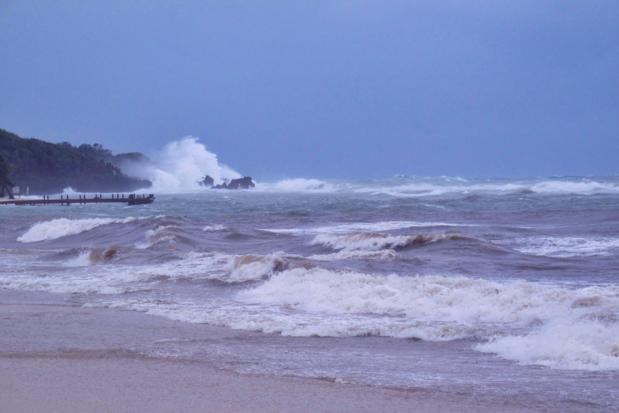 Orkaan Iota opgeschaald naar hoogste categorie voor de kust van Centraal-Amerika