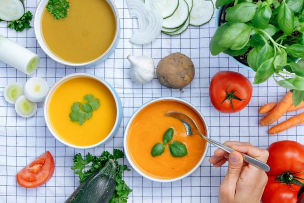 Robin Food transformeert overschotten tot soep voor voedselhulp