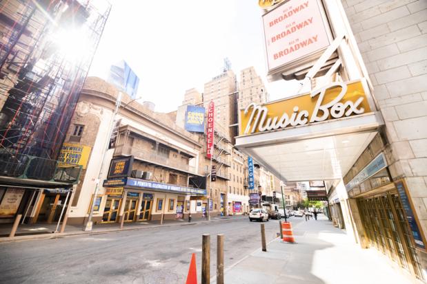 Broadway sluit de deuren tot juni 2021